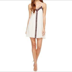 Sanctuary Embroidered Maya Strap Dress Size XL